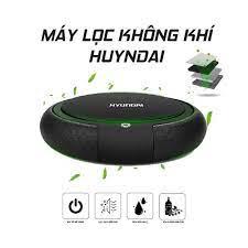 Chính hãng] Máy lọc không khí, khử mùi ô tô, xe hơi cao cấp Huyndai lọc bụi  mịn 2.5PM. tại Hà Nội