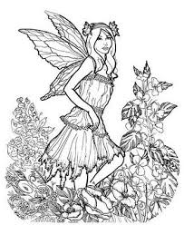 Small Picture very detailed fairy coloring pages Google Search ADULT