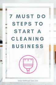 Names Of Cleaning Businesses How To Start A Cleaning Business Businesses Cleaning Business