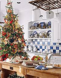 Christmas - kitchen decor