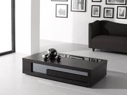 large size of living room black and white glass coffee table small round modern coffee table