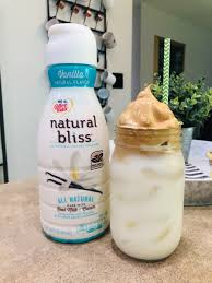 Almond milk coffee creamer with coconut cream,. Natural Bliss Thenaturalbliss Twitter