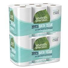 Bathroom Tissue Fascinating Amazon Seventh Generation Toilet Paper Bath Tissue 48