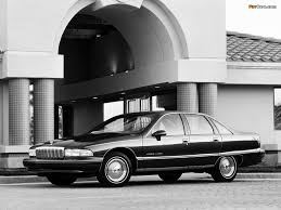 1991 Chevrolet Caprice - Information and photos - MOMENTcar