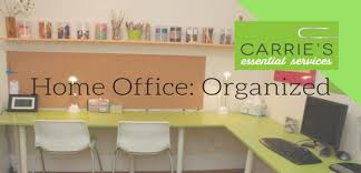 organizing a home office. carrieu0027s top organizing tips when your home office a