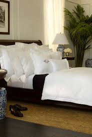 Ralph Lauren Home Classic Hemstitched Collection I adore beautiful. White  linen quality bed sheets to fuck in