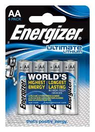 Купить <b>Батарейка Energizer</b> Ultimate <b>Lithium</b> литиевая ...