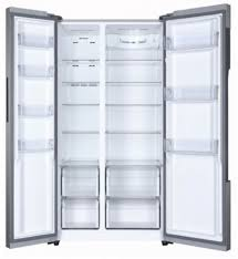 haier american fridge freezer. haier a+ rated side by fridge freezer hrf522dg6 (silver) american d