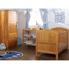 blue nursery furniture. beverley 3pc cot bed set country pine blue theme nursery furniture x