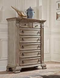 white wash bedroom furniture. Orleans Bedroom Set In White Wash Furniture