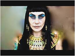 cleopatra makeup tutorial astonishing 57 best mummy makeup and costumes images on of cleopatra makeup
