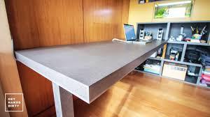 Floating Loft Bed Loft Bed Work Space Almost Floating Desk Ep 4 Youtube