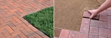 40 Paver Patios That Add Dimension And Flair To The Yard Stunning Paver Designs For Backyard Painting