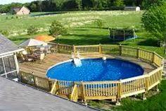 above ground pool decks. Pools,Enchanting Backyard Design Ideas With Above Ground Pools Decks: . Pool Decks