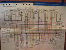 yamaha diagram in motorcycle parts nos yamaha factory wiring diagram 1996 yx600 s yx600 sc