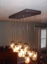 lighting winning mason jar chandelier home stories to z light fixture tutorial kitchen amp rustic