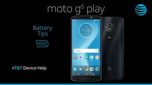 Does Moto G6 Play Have Notification Light How To Extend Battery Performance On Your Moto G6 Play Xt19229 At T Wireless
