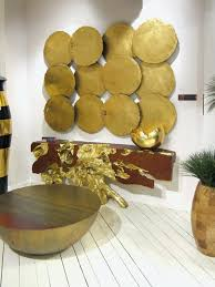 home decor furniture phillips collection. Phillips Collection Wall Decor Galvanized Circle Tiles Set Of 4 Gold Leaf Vine . Home Furniture