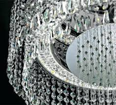 shower chandelier