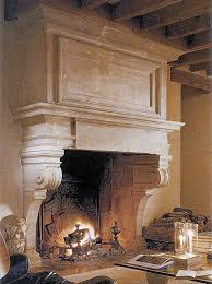 interior white carving fireplace mantel with shelf and double legs awesome look of wooden