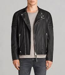 jasper leather biker jacket