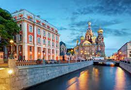 Guida San Pietroburgo