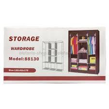 Складной тканевый <b>шкаф Storage</b> Wardrobe Model:88130