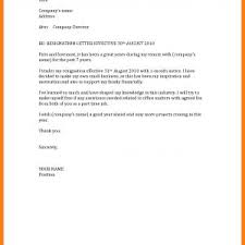 Resignation Letter For Getting New Job Refrence Resignation Letter ...