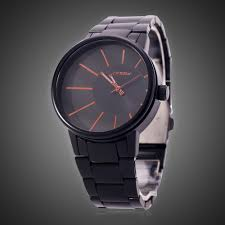aliexpress com buy top sell watches men luxury brand sinobi aliexpress com buy top sell watches men luxury brand sinobi quartz analog creative dial all black wristwatch full steel watches relogio masculino from