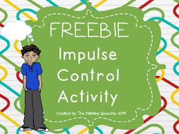 A FREEBIE activity to work on impulse control - thedabblingspeechie