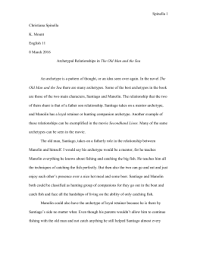 christ symbolism in the old man and the sea oms essay christianaspinellawritingfolder