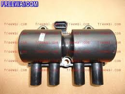 ignition coil for Toyota 4Y 491Q engine with Delphi multi-point ...