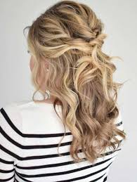 elegant hairstyles for short hair curls half up new 31 half up half down prom hairstyles