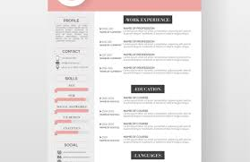 Original Resume Template Resume Unique Resume Templates Awesome Amazing Resume Templates 87