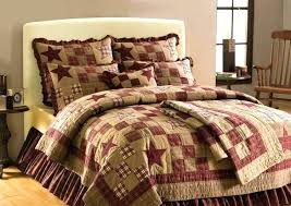Full Size Of Bedding Setstotal Fab Americana Primitive Rustic Amp ... & Rustic Country Quilt Patterns Black Country Star Quilt Country And  Primitive Bedding Quilts Star Patch Bedding Adamdwight.com