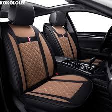 flax universal automobiles car seat covers for suzuki grand vitara prado 120 skoda octavia vw golf car accessories portable car seat protective seat covers