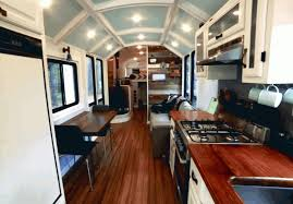 tiny house school bus. School Bus Tiny House N