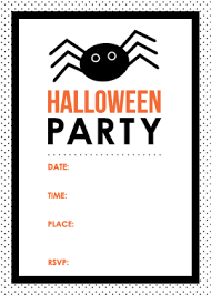 Costume Party Invitations Free Printable Oxsvitation Com