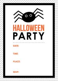 costume party invites costume party invitations free printable oxsvitation com