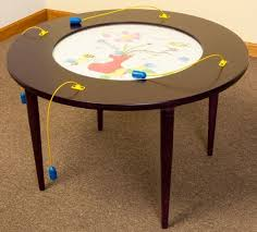 children s furniture company play from the top round activity tables y15
