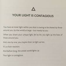 Are Your Lights On Book Your Light Is Contagious Rebecca Campbell From Her Book