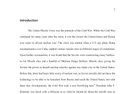 the n missile crisis and the blockade a level history  document image preview