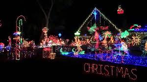 Christmas Lights Jupiter Fl Christmas Lights Foxwoods Heights Slo Mo In Jacksonville Florida