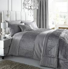 ... Bedding Set Curious Startling Silver Quilt Cover Sets Favorable Photo  With Amazing Damask For Wonderful Sahara ...