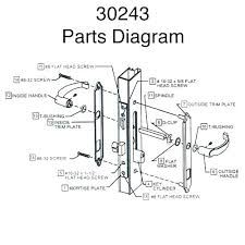 door parts diagram door hardware part names part of a door locks door locks parts diagram diagram double door door hardware part names door s parts