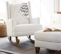 plush rocking chair.  Plush We Crafted This Plush Rocking Chair With Nursing Mothersu0027 Needs In Mind  The Padded Headrest Is Extra Supportive And The Winged Back Smaller Armrests  In Plush Rocking Chair K