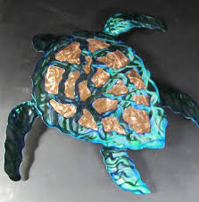 hawaiian honu sculpture sea turtle abstract wall sculpture by robert blackwell on large metal sea turtle wall art with sea turtle abstract wall sculpture sculpture by robert blackwell