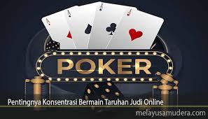 Melayu Samudera - The fun of online gambling