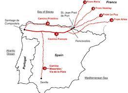 maps & paths camino de santiago guide Camino De Santiago Map Camino De Santiago Map #49 camino de santiago mapa