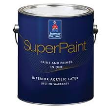 Sherwin Williams Paint Quality Chart Sherwin Williams Superpaint Review